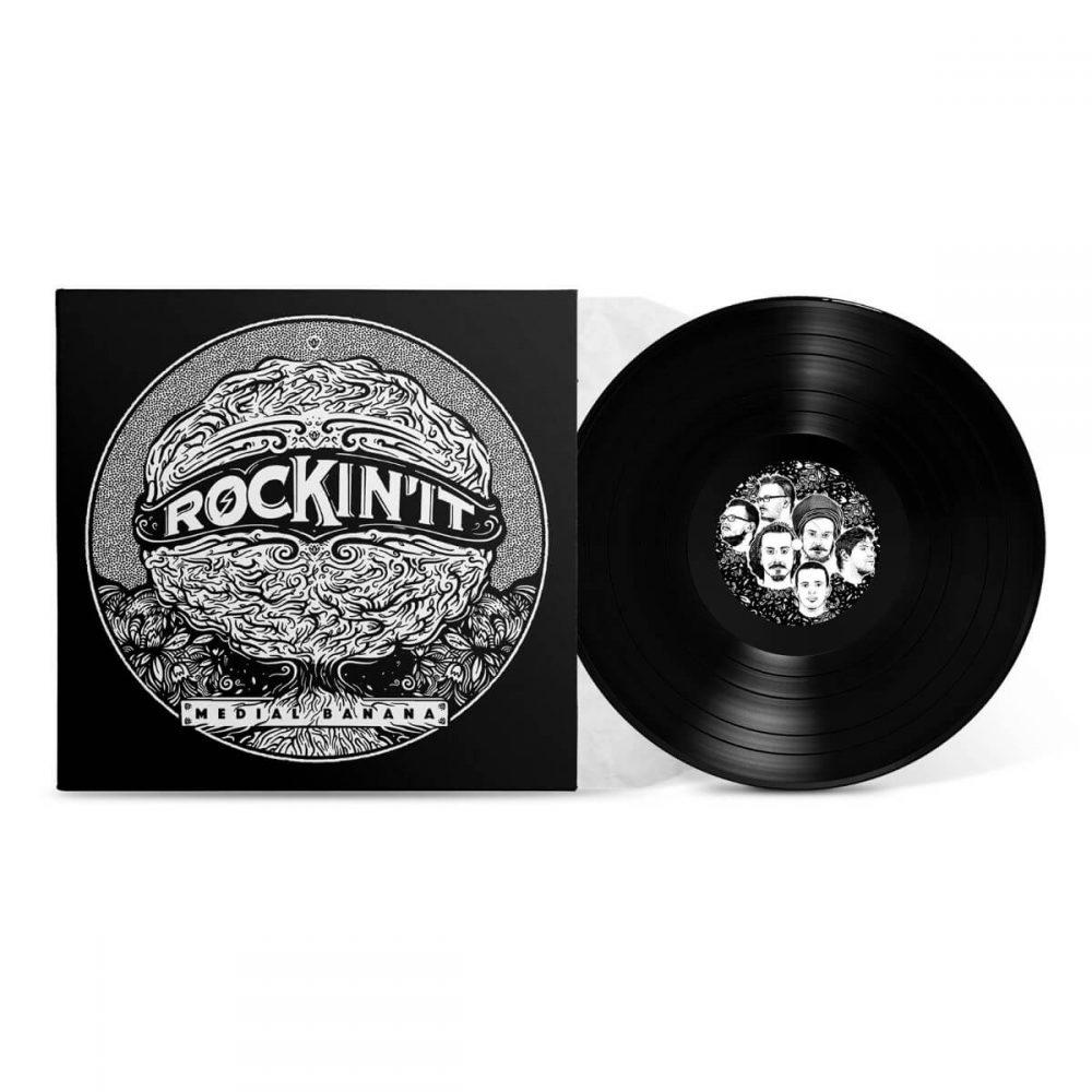 Medial Banana Vinyl Rockin' It