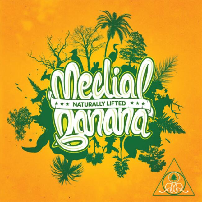 Medial Banana album Naturally Lifted