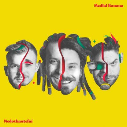 Medial Banana Nedotknuteľní CD cover
